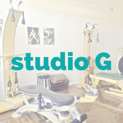 studio G fort worth gyrotonic